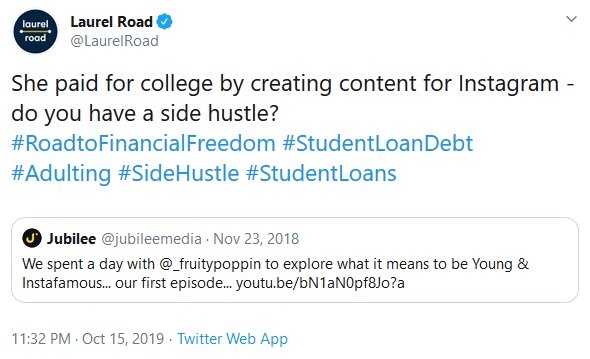 college loan debt