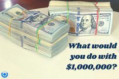 what to do with million dollars