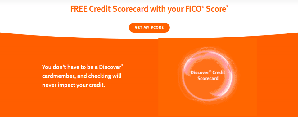 service like Credit Karma