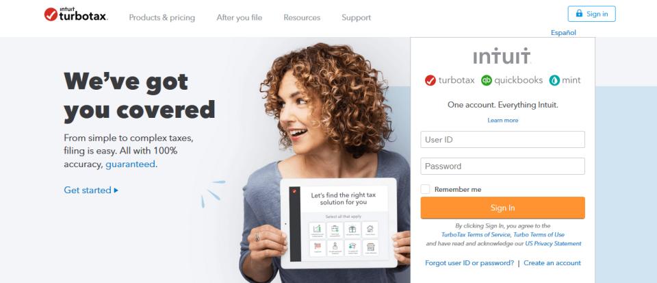 tax refund advance loan from TurboTax